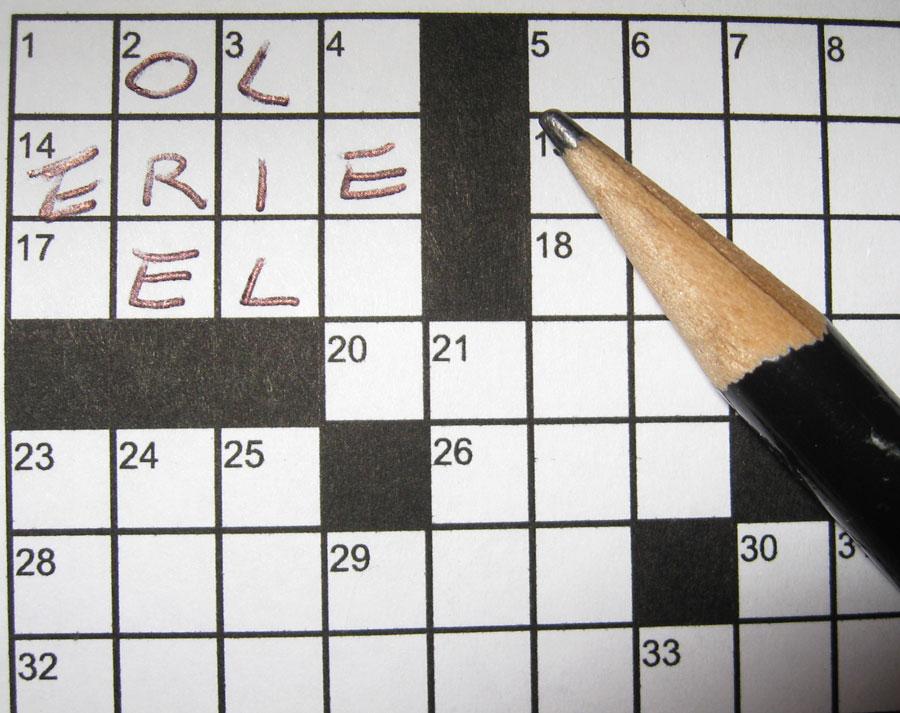 Get a clue.
